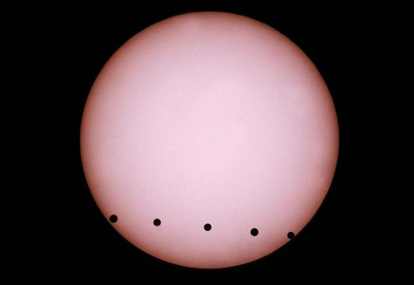 "To learn more about the Transit of Venus and to get tips for observing this rare astronomical event, <strong><a href=""http://www.nasa.gov/mission_pages/sunearth/news/2012-venus-transit.html"">visit the NASA website.</a></strong>"