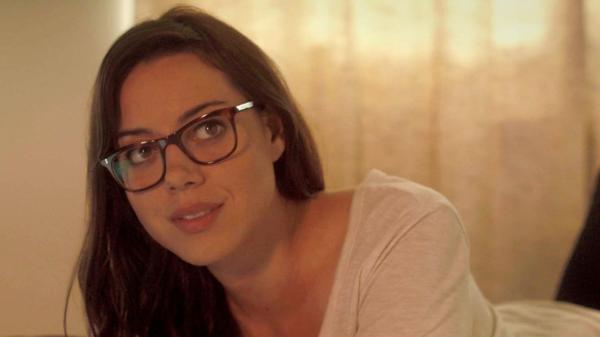Aubrey Plaza in <em>Safety Not Guaranteed.</em>