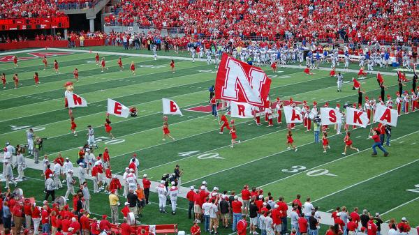 Corn has the Nebraska Cornhuskers, but nobody's naming football teams for the soybean.