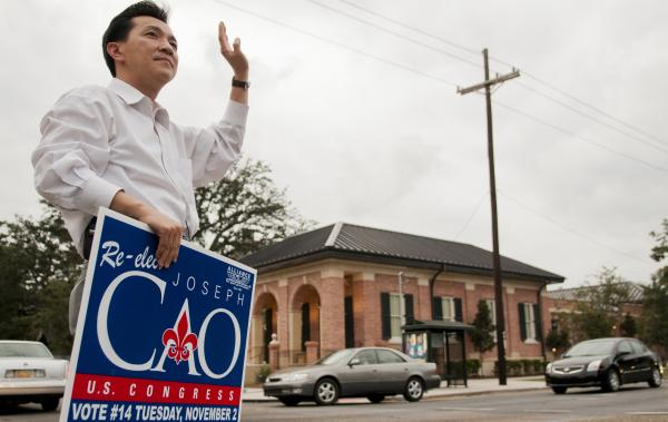 "When Anh ""Joseph"" Cao beat Democratic incumbent Rep. William Jefferson in 2008, he became the first Vietnamese-American ever to serve in Congress. Two years later, he failed to win a second term."