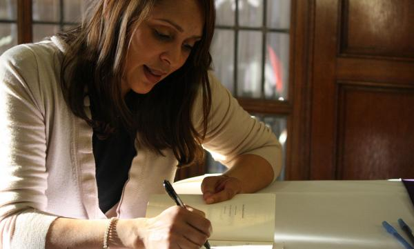 English professor Natasha Trethewey was named the 19th U.S. poet laureate last week.