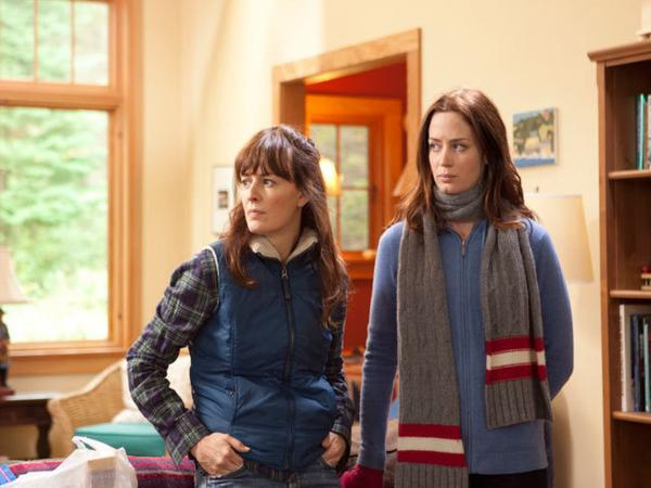 Hannah and Iris are half-sisters who reconnect during a vacation to a remote cabin on an island off the Washington coast.