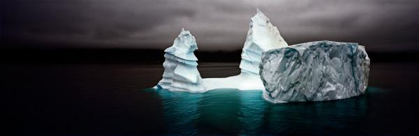 Grand Pinnacle Iceberg, East Greenland, 2006