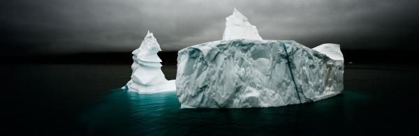 Grand Pinnacle Iceberg III, East Greenland, August 2006