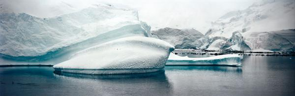 Iceberg and Glacier, Antarctic Peninsula, December 2007