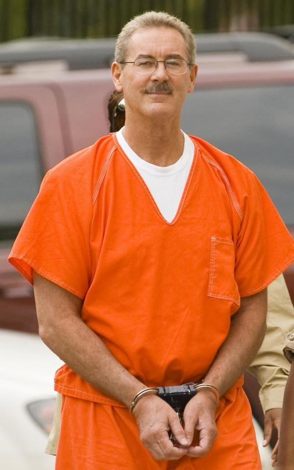 R. Allen Stanford before a 2009 court appearance in Houston.