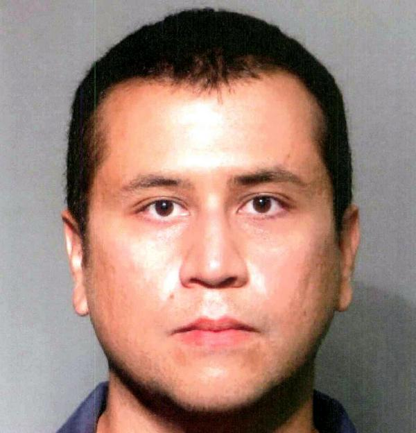 George Zimmerman, in a handout image provided by the Seminole County Sheriff's Office.