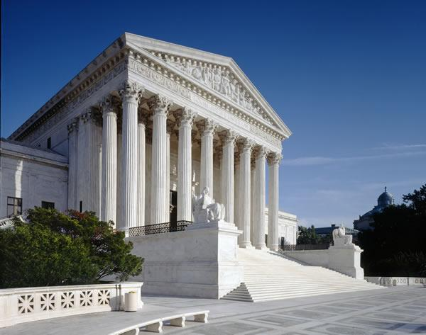 The U.S. Supreme Court ruled that the government must uphold contracts with American Indian tribes. Photo by Franz Jantzen/supremecourt.gov