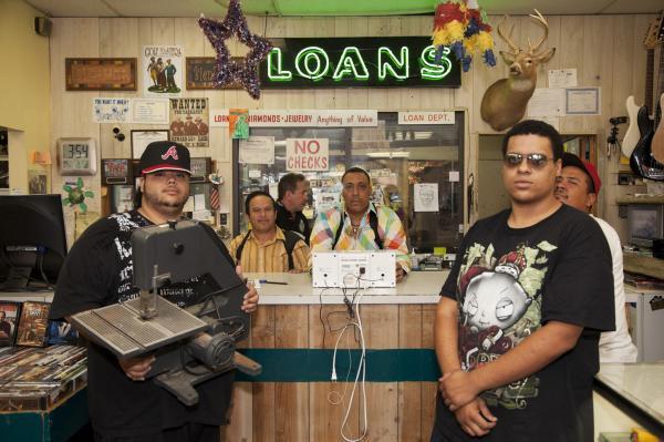 <em>A pawn shop,</em> 2010