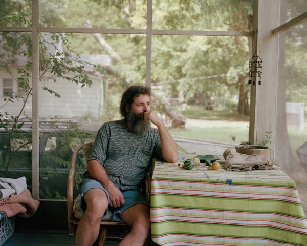 <em>Bill on his Porch,</em> 2010