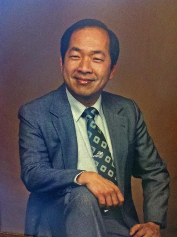 Marina owner Paul Wang was murdered by juveniles Barry Massey and Michael Harris In 1987. Photo courtesy the Wang family