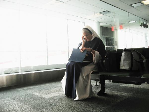 "<strong>Toronto</strong>: ""I believe she is the nun of the future."""