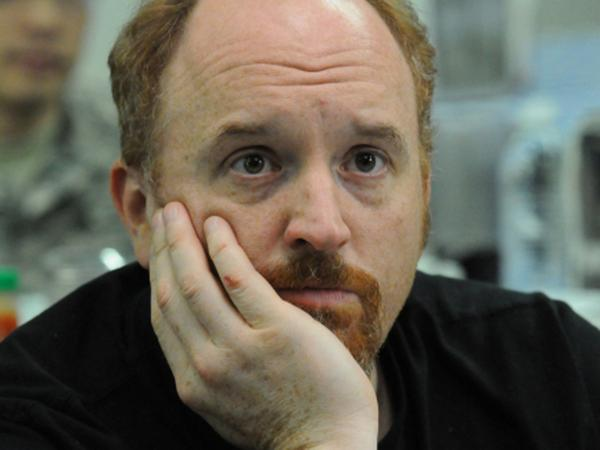 Louis C.K. has written for <em>The Late Show with David Letterman</em>, <em>The Chris Rock Show</em> and <em>Late Night with Conan O'Brien</em>.