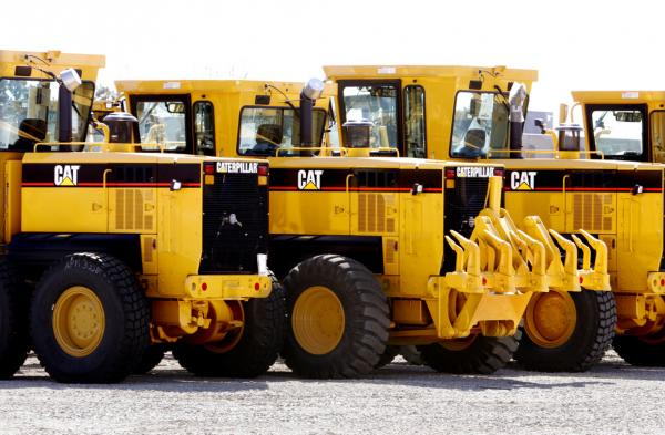 <p><strong></strong>Caterpillar products produced in Illinois, like the ones shown above, will be able to be exported to South Korea, Colombia and Panama duty free if Congress passes trade agreements with those countries on Wednesday. Obama says the agreements will provide a major boost to U.S. exports and support tens of thousands of jobs. </p>