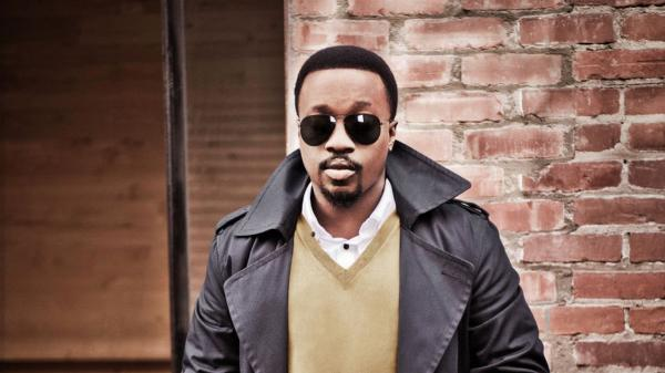 "Anthony Hamilton at the Los Angeles shoot for the video for ""Woo"" in November."