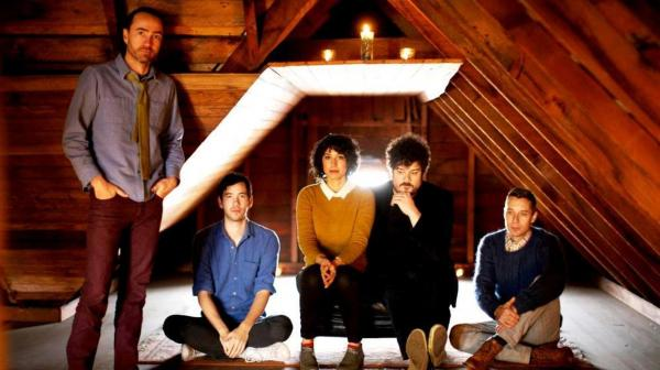 The Shins' latest release, <em>Port Of Morrow</em>, is their first album in five years.