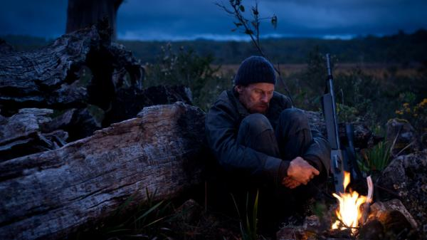 In <em>The Hunter</em>, Willem Dafoe plays a stoic mercenary hired to hunt the last remaining Tasmanian tiger.