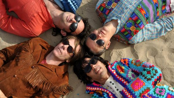 Beachwood Sparks' first album in 11 years, <em>The Tarnished Gold</em>, comes out June 26.