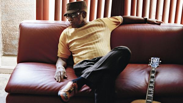 Bobby Womack's latest album, <em>The Bravest Man in the Universe</em><em></em>, came out June 12.