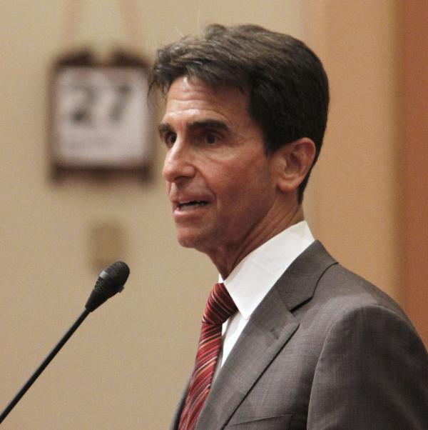 State Sen. Mark Leno.