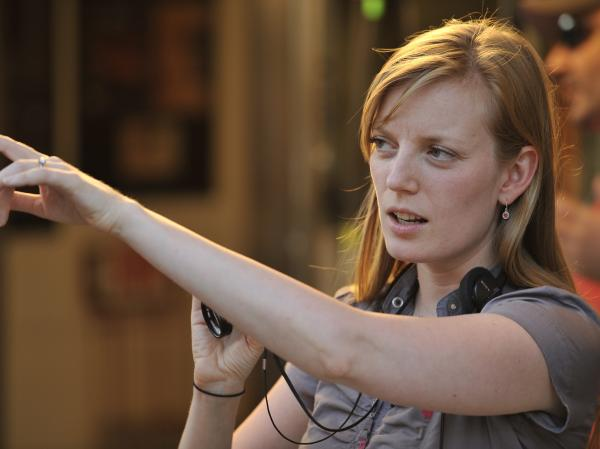 Sarah Polley on the set of <em>Take This Waltz</em>. Before turning to writing and directing with 2006's <em>Away from Her</em>, Polley was known as an actress in films such as <em>Go,</em> <em>The Sweet Hereafter</em> and <em>Dawn of the Dead</em>.