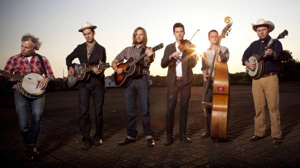 Old Crow Medicine Show's new album, <em>Carry Me Back</em>, comes out July 17.