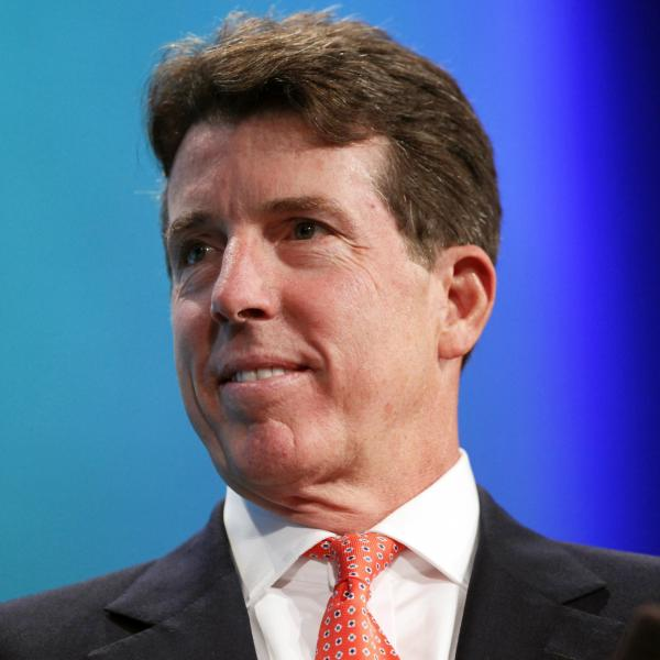 Ex-Barclays CEO Robert Diamond.