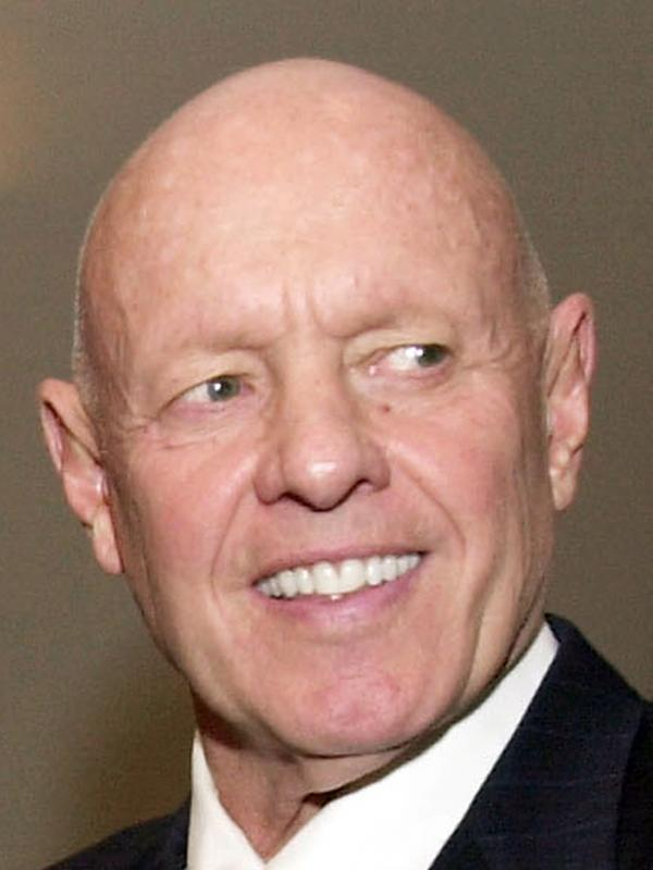 Covey, a motivational speaker, died Monday in Idaho three months after a serious bicycle accident in Utah. He was 79.