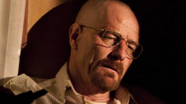 Bryan Cranston as Walter White in AMC's <em>Breaking Bad</em>.