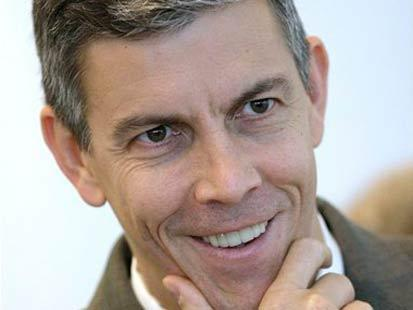 U.S. Education Secretary Arne Duncan announced Oregon has joined Washington and 31 other states in getting a waiver from the federal No Child Left Behind law. Courtesy StateImpact Florida NPR.