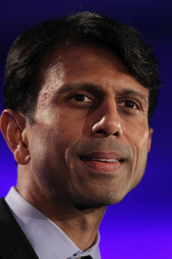 Louisiana Gov. Bobby Jindal speaks during the 2011 Republican Leadership Conference in New Orleans.