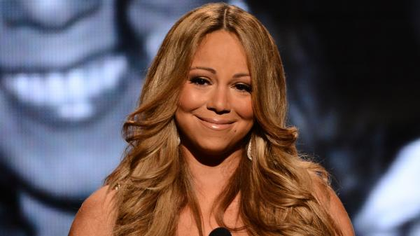Mariah Carey, seen here earlier this month, will join <em>American Idol</em> as a judge, Fox announced today.