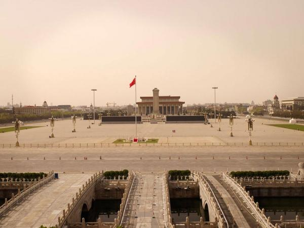Tiananmen Square, China, 2010