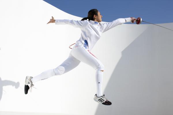 Sarra Besbes, fencing, Tunisia