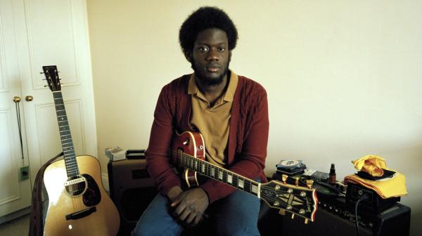 Michael Kiwanuka's debut album <em>Home Again</em> was released this spring.<em></em>
