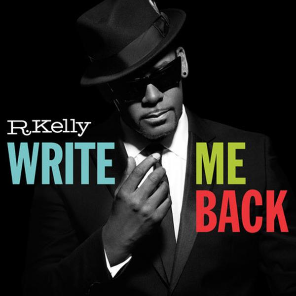 cover for Write Me Back
