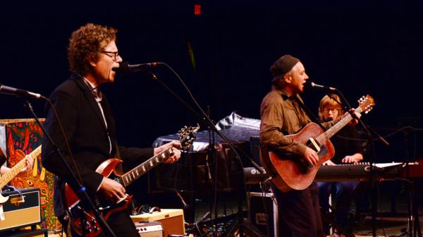The reunited Jayhawks perform at <em>Mountain Stage</em>.