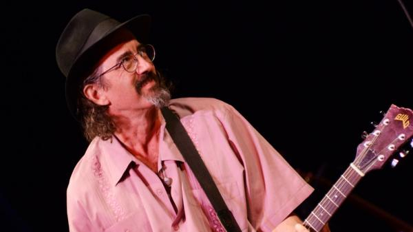 James McMurtry in his ninth appearance on <em>Mountain Stage</em>.