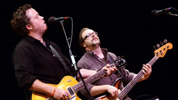 Jason Isbell and the 400 Unit on <em>Mountain Stage</em>.