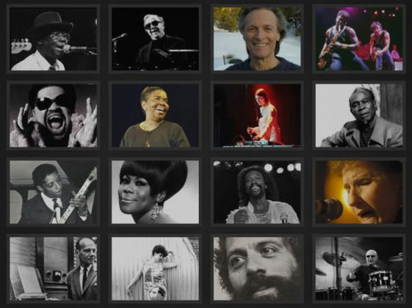 Explore NPR Music's interactive memorial to the musicians, songwriters and producers who died in 2011.