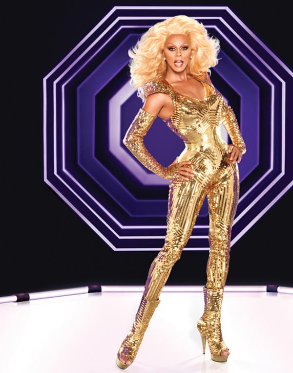 RuPaul is the host of <em>RuPaul's Drag Race.</em>
