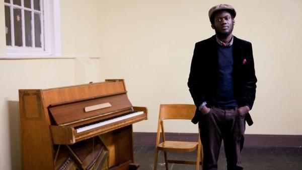 Michael Kiwanuka's first full-length album is titled <em>Home Again.</em>