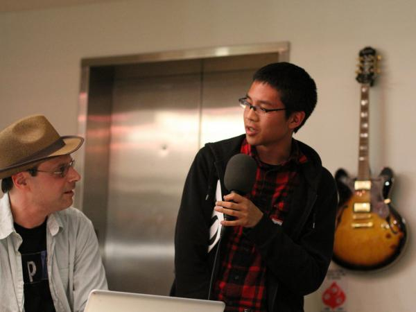 Patrick Jarenwattananon, of NPR Music's A Blog Supreme, provides Bob some context while listening to a jazz tune.