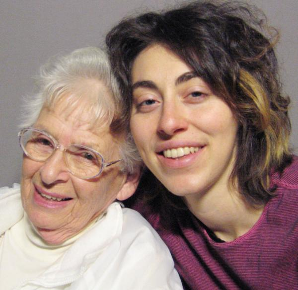 Edith Green and her granddaughter visited a StoryCorps booth in 2005, where Edith shared her story of surviving a shooting.