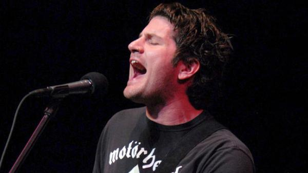 Matt Nathanson performs on <em>Mountain Stage.</em>