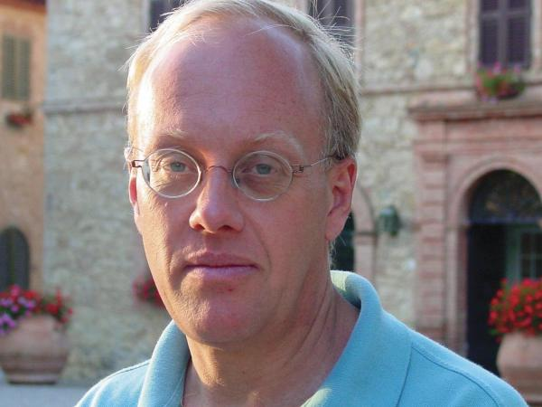 Chris Hedges is also the author of <em>The Death of the Liberal Class</em>.