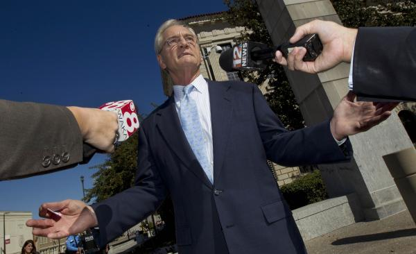 Former Alabama Gov. Don Siegelman.