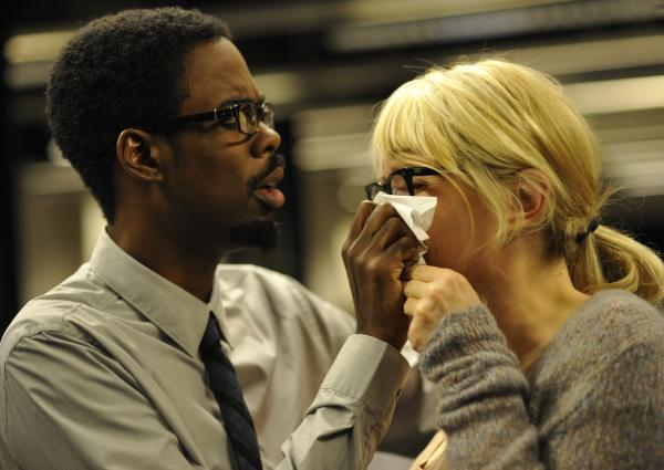Chris Rock stars as Julie Delpy's boyfriend in <em>2 Days in New York</em>. Delpy directed the film, a follow-up to her 2007 romantic comedy <em>2 Days in Paris</em>.