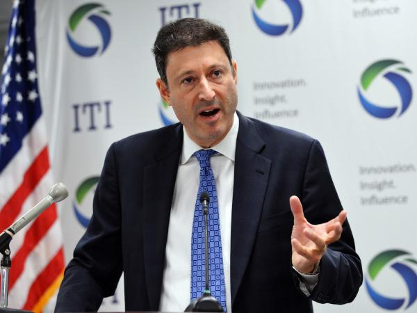Terry Kramer, U.S. ambassador to the World Conference on International Telecommunications 2012 (WCIT), speaks on August 1  at the Information Technology Council in Washington, D.C.