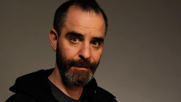 David Rakoff, seen here in 2010.
